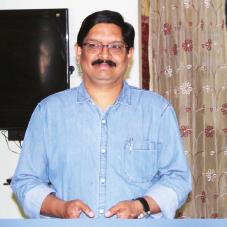 RSN Murthy, Managing Director