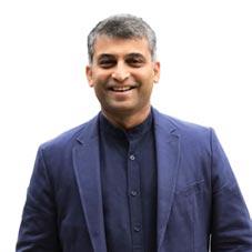 Rajesh Shah,Managing Director