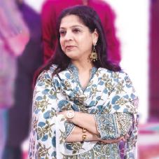 Farida Gupta,  Founder
