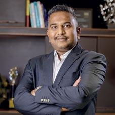 Suresh Kumar Reddy K,Chairman & Managing Director