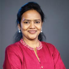 Kaveri Annamalai,Managing Director