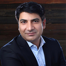 Sanjoo Sharma,Founder & MD