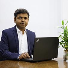 Pankaj Kumar Mishra, CEO