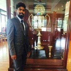 Manoj Sreenivas,CEO