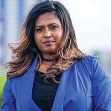 Nisha Mohamed,Strategic Account Sales Manager