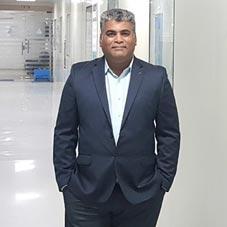 Rajesh Kumar,Managing Director