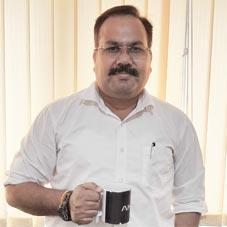 Vijay Kaushik,Managing Director