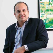 Cherag Ramakrishnan, Founder & CEO