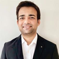 Harshal Patil,Founder & CEO