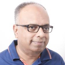 Aveek Mitra,Founder & CEO