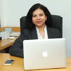 Geeta Lachireddy,Co-Founder