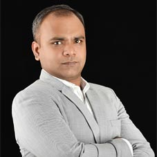 Santosh KS,Founder