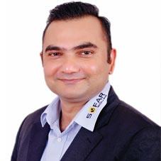Brijesh Prajapati,Managing Director