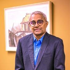 Ramesh Babu,Managing Director
