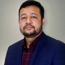 Md Sahariar Alam, Chief Executive Officer