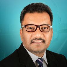 Nandakumar Damodaran, CEO, Raffish Kumar, Head - Transportation,  Babita Venkatesh, Head - Human Resources