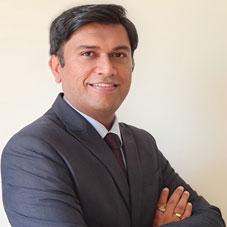 Vishal Makwana,CFO