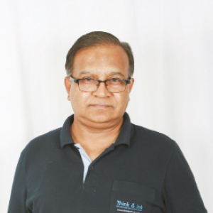 Prof. B. A. Patil,  Founder & CEO
