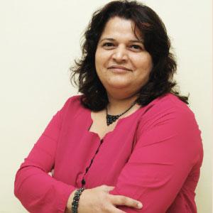 Karon Shaiva,Chief Impact Officer & Managing Director