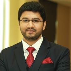 Dr. Tarun George,Co-Founder