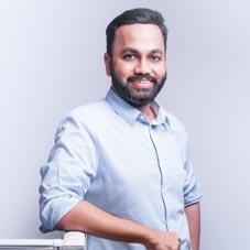Amey Katkar,CEO