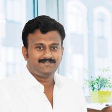 Ramesh Srinivasan,Founder & CEO