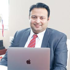 Deepak Sharma,Director