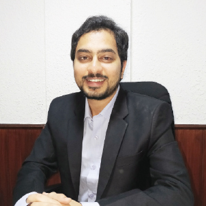 Harshin Shah,Founder