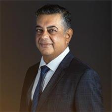 Pradeep Nenumal Lala,MD & CEO