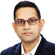 Rajan Sharma,Founder & Managing Partner
