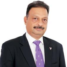 Sandeep Gupta,Global CFO