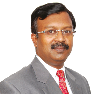 K P Ganesh Raj, Managing Director & CEO