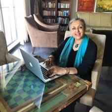 Savita Upponi,Founder& Director