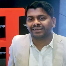Satish Pillai,Managing Director