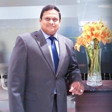 Arun Subramony,Founder Chairman & CEO