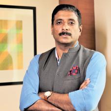 Dr. Anil Pillai,  Director