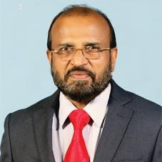 Dr. Satheesh Kumar Nair,Dy.Chief of HR