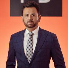 Niraj Sinha,Chairman & CEO