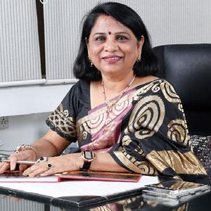 Dr. Madhu Chitkara,   Vice-Chancellor