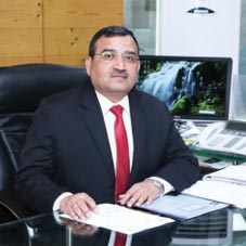 S.K. Chaudhary, Chairman & Managing Director