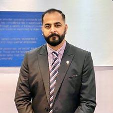Rajiv Singh,Managing Director