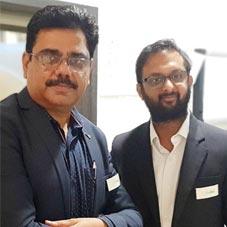 Sanjay Sharma,CEO