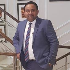 Amit Kumar Gehlot,CEO