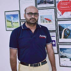 Ashok Vashist,Founder & CEO