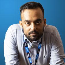 Rajib Das,Founder & Chief Executive Officer