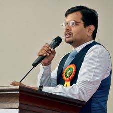 Dr. Gurudatta Amin,Chief Medical Officer
