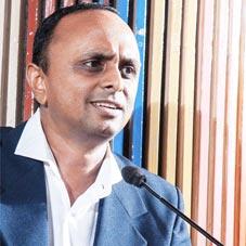 Aditya Kuchibhotla,Founder