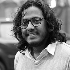 Dibbyyan Nath,Chief Creative Officer