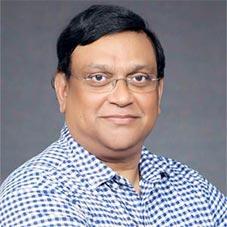 KV Suresh,Global CEO & President
