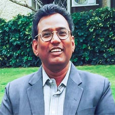 Bhupesh Chowdary,Chief Operating Officer & Chief Strategy Officer